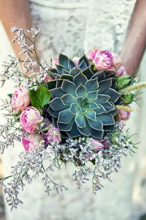 Bouquet of Succulents