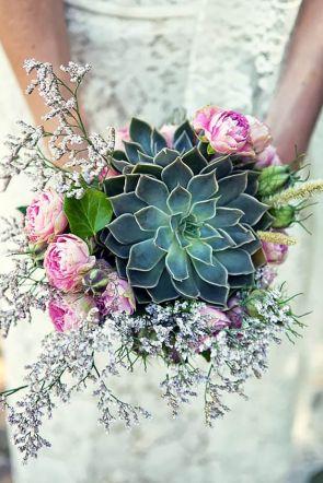 Bouquet of Succulents